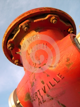 Detailed Water Valve Stock Photography - Image: 418142
