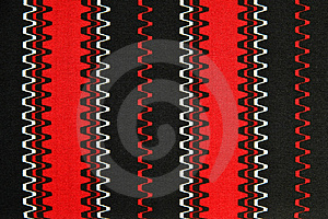 Colorful Dress Fabric Stock Images - Image: 4100344