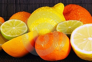Citrus Fruit Royalty Free Stock Photo - Image: 4106785