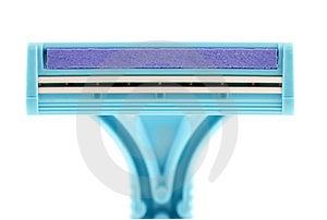 Razor Closeup Royalty Free Stock Image - Image: 4107656