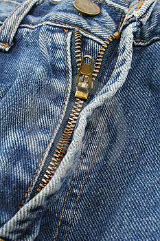 Zipper Stock Photography - Image: 4109372