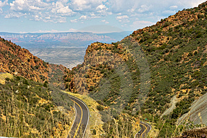 Winding Road Stock Photos - Image: 4110353
