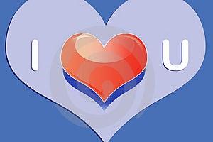 Love Hearts Stock Image - Image: 4113101