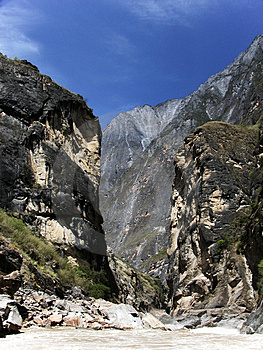 Tiger Leaping Gorge Stock Image - Image: 4119331