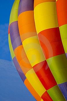 Hot Air Balloon Stock Image - Image: 4120211