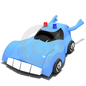 Magic Police Stock Photo - Image: 4123720
