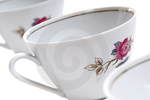 Teacup Royalty Free Stock Photography - Image: 4124357