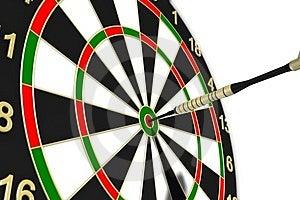 Dartboard Stock Photos - Image: 4126703