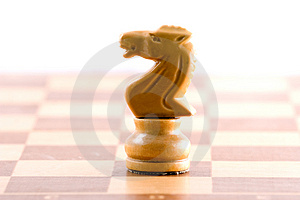 Chess figure Royalty Free Stock Photography