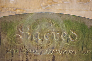 Grave Stone Stock Photos - Image: 4135773