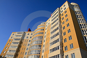 The New-built Royalty Free Stock Photos - Image: 4139158