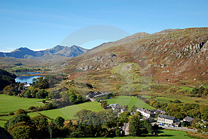 Capel Curig 99 Stock Photo - Image: 4145730