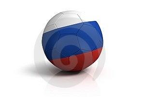 Football Russia Stock Image - Image: 4146071