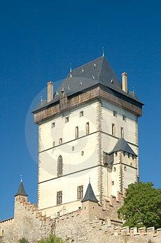 Karlstejn Castle Stock Image - Image: 4147431