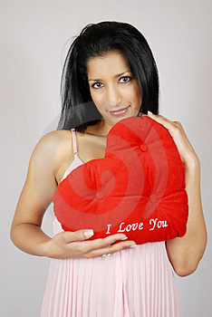 Valentine Heart Royalty Free Stock Image - Image: 4147906