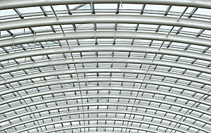 Roof Span Royalty Free Stock Photography - Image: 4150037