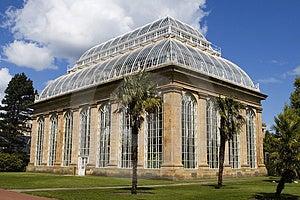 Victorian Glasshouse Botanic Stock Photography - Image: 4150492