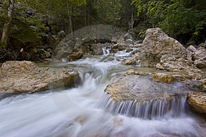 Mountain River Royalty Free Stock Image - Image: 4154286