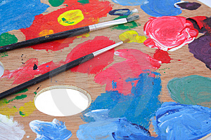 Paint Stock Photos - Image: 4155743