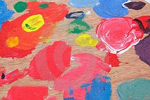 Paint Background Stock Photo - Image: 4155890