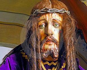 Portugal, Sabrosa: Christ Of Sabrosa,  Sabrosa Wa Royalty Free Stock Photography - Image: 4157147