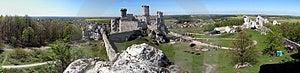 Castle Stock Image - Image: 4158981