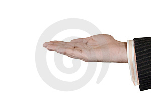 Human Hand Royalty Free Stock Photography - Image: 4164317