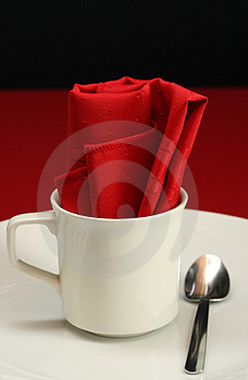 Coff After Dinner Royalty Free Stock Photos - Image: 4168088