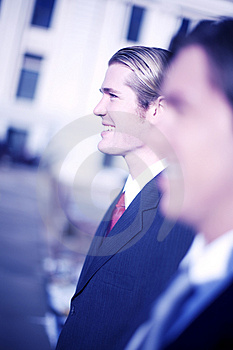 Businessmen Royalty Free Stock Image - Image: 4171176