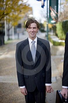 Businessman Stock Images - Image: 4171354