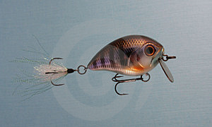 Fishing Lures For Predator Royalty Free Stock Image - Image: 4172086