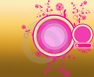 Logo Pinky 002 Stock Photography - Image: 4172972
