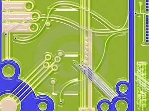 Contemporary Design Stock Image - Image: 4181631