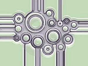 Contemporary Design Stock Photos - Image: 4181633