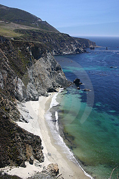 Big Sur Photographie stock libre de droits - Image: 4185747