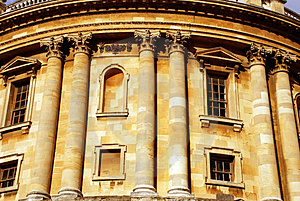 The Radcliffe Camera Royalty Free Stock Images - Image: 4189399