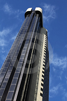 Skyscraper Royalty Free Stock Images - Image: 4193829