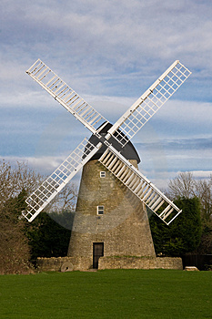 Traditional Windmill - Sustainable Industry Stock Photos - Image: 4194673