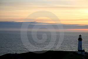 Pacific Sentinel Stock Image - Image: 4197451