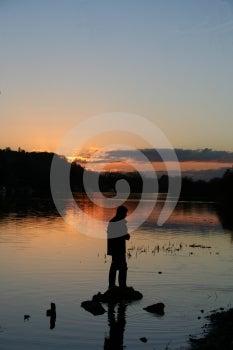 Bawić Się Na Skałach Zdjęcia Stock - Obraz: 420363
