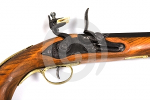 Antique Pistol 7 Stock Image - Image: 422901