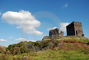 Dolwyddelan Castle 06 Royalty Free Stock Photography - Image: 4201337