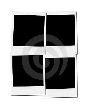 Instant Camera Frame Royalty Free Stock Photo - Image: 4211685