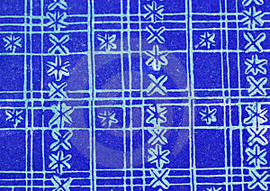 Blue Pattern Royalty Free Stock Photography - Image: 4221917