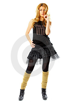 Fashion Model Stock Images