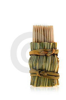 Toothpicks Stock Photography - Image: 4226762