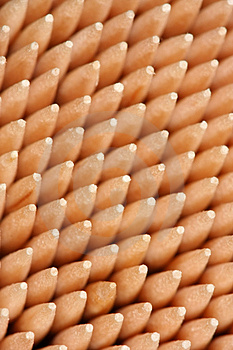 Toothpicks Royalty Free Stock Photo - Image: 4228125