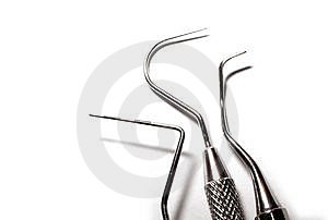 Dentists tools 06 Stock Photo