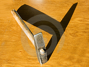Claw Hammer Stock Photography - Image: 4239152