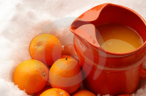 Orange Juice Free Stock Photo